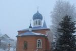 Зима в Обители